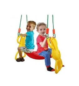 2 Child Swing Set Glider Swing to Add to Play Set Kids Outdo
