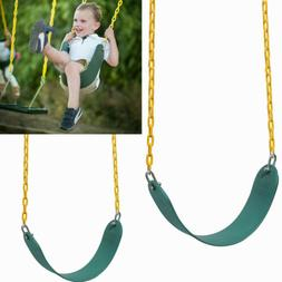 2 PACKS Swing Set for Toddler Baby Seat Playground Outdoors