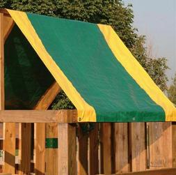 2 tone swing n slide canopy replacement