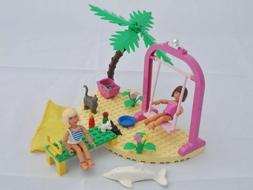 LEGO 2555 Belville Swing Set Girls Shell Promo - New - No Bo
