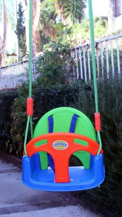 3 in 1 infant to toddler swing