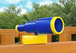 Gorillaplaysets Looney Telescope - Blue
