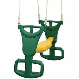"A24510 Person Glider Swing Toys "" Games Attachments Play Set"