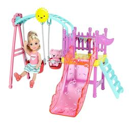 Barbie Club Chelsea Swingset Playset Toy Girls Gift accessor