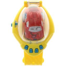 Fenteer Cartoon Mini Car Rechargeable Remote Control Gravity