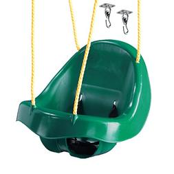 Swing-N-Slide WS 8342 Child Seat Toddler Swing with Ropes, S