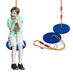 Swing - Classic Style Disc Seat Rope Swing - Manufactured by