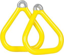 Commercial Coated Triangle Trapeze Rings