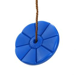 Daisy Disc Swing Seat Blue Set Playground Accessories With F