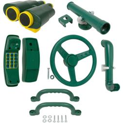 Swing Set Stuff Deluxe Accessories Kit  with SSS Logo Sticke