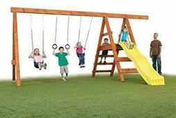 DIY Playground Kit Playset Custom Additional Swing Set Acces