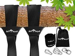 Extra Long 8 Tree Swing Hanging Kit Holds 2000lbs, Easy, Fas