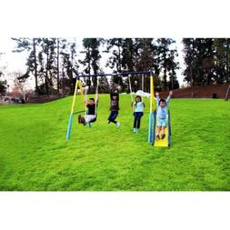 Sportspower My First Metal Swing Play Set Kids Outdoor Cool
