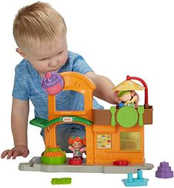 fisher price little people manners marketplace playset