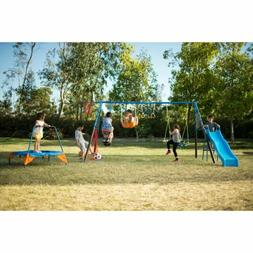 FITNESS REALITY KIDS 'The Ultimate' 8 Station Sports Series