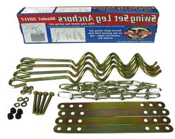 Flexible Flyer  Ground Anchor Kit for Metal Frame Swing Sets