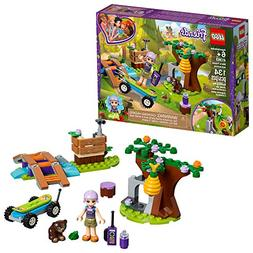 LEGO Friends Mia's Forest Adventure 41363 Building Kit , N
