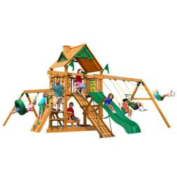 Gorilla Playsets 20 ft. Frontier Swing Set