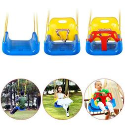 3 In 1 bucket Seat Jungle Swing Set for Toddler Baby Playgro