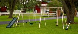 fun fantastic ii swing set
