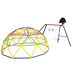 Skywalker Sports Geo Dome Climber Swing Set