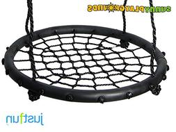 GIANT TREE NET SWING- Outdoor and Indoor Playground Set Acce