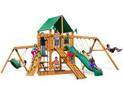 Gorillaplay Sets Home Backyard Playground Frontier Swing Set