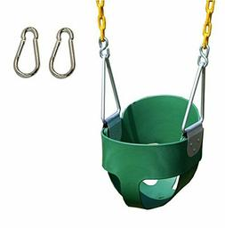 Eastern Jungle Gym Heavy-Duty High Back Full Bucket Toddler