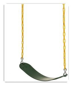 Eastern Jungle Gym Heavy-Duty Replacement Swing Seat, Playgr