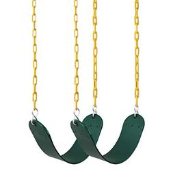 REEHUT Heavy Duty Swing Seat 2 Pack- Swing Set Accessories S
