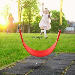 Heavy Duty Swing Seat w/Chain - Playground Swing Set Replace