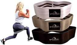 World Quality Products Hip Resistance Bands Set of 3 – Pre