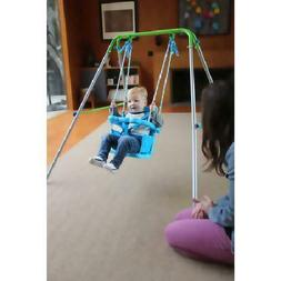 Sportspower Indoor/Outdoor My First Toddler Swing Indoor Kid