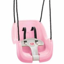 """Infant To Toddler Swing Seat, Pink Toys """" Games Swings Play"""