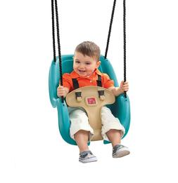 Step2 Infant To Toddler Swing Seat Turquoise Durable Blue We