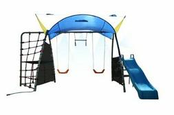 IRONKIDS Challenge 300 Refreshing Mist Swing Set with Rope C