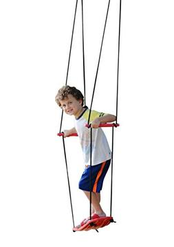 Swurfer Kick Stand Up Outdoor Surfing Tree Swing Kids Up to