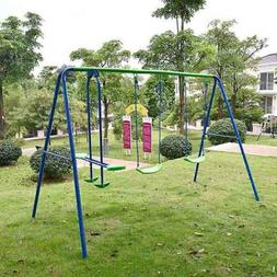 Swing Sets For Backyard Hardware Kit Children Kids Outdoor P