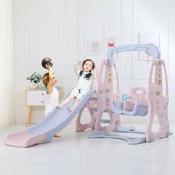 Kids Mountaineering And Swing Sets Suitable For Indoor And B