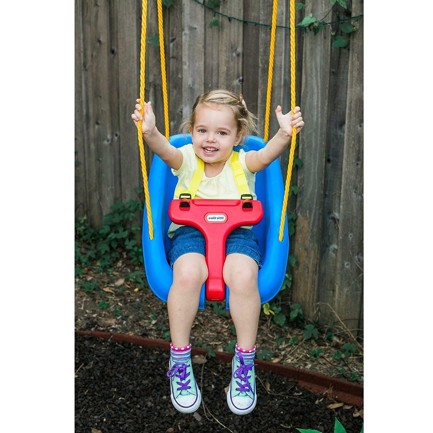 Little Tikes 'n Secure Outdoor Seat