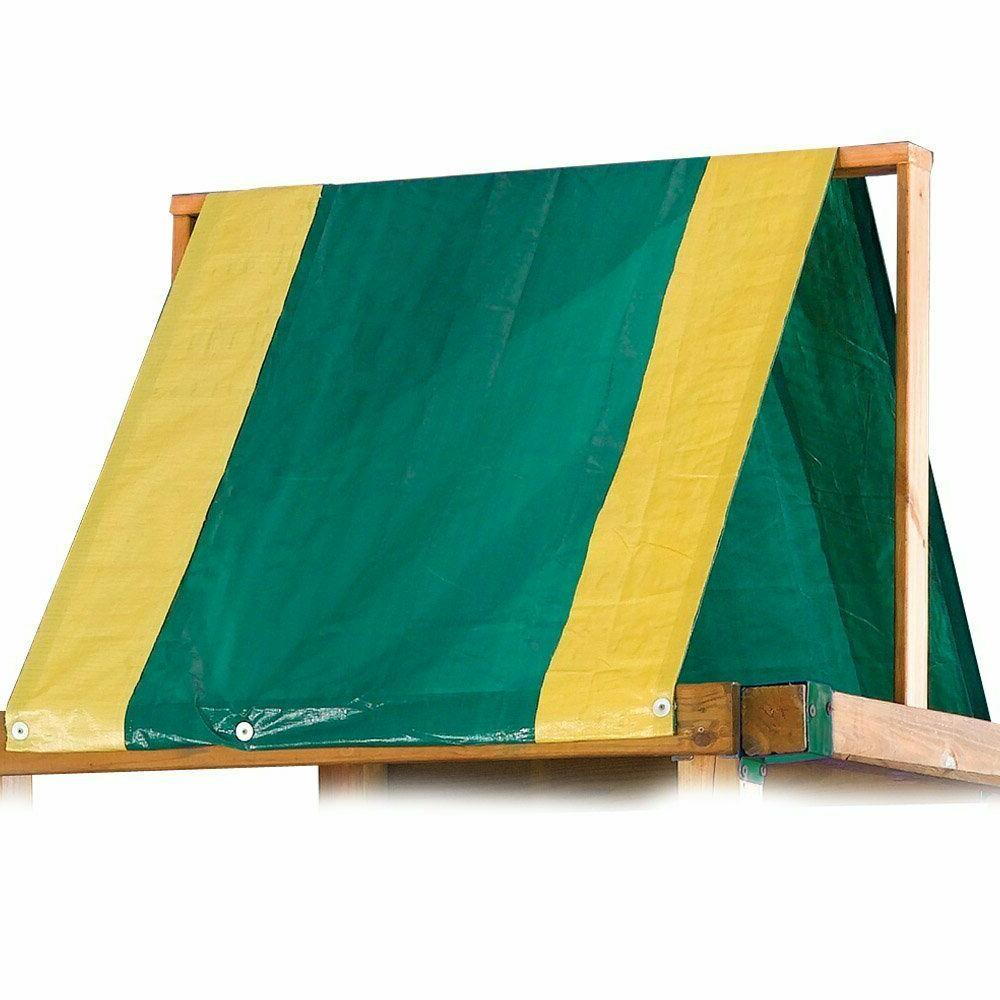 2 Replacement Swingset Roof