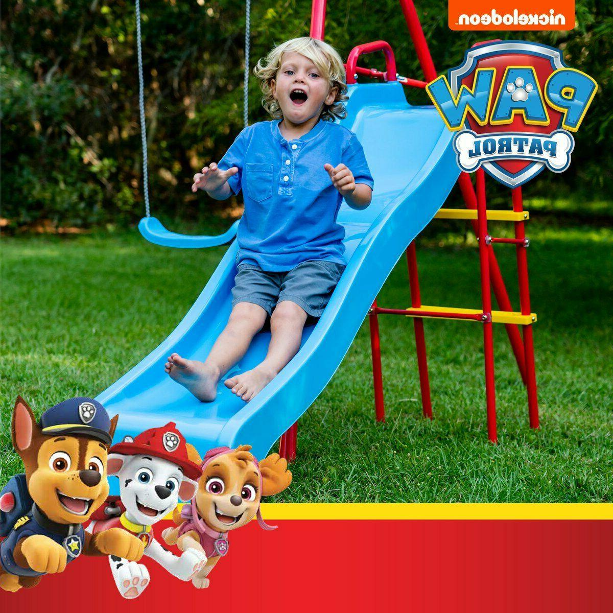 Children Trapeze Rings Outdoor Swing