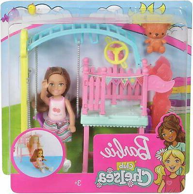 Barbie and Swing with and Slide, Plus...