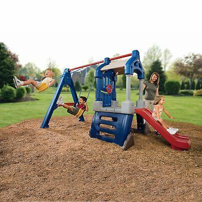clubhouse swing set