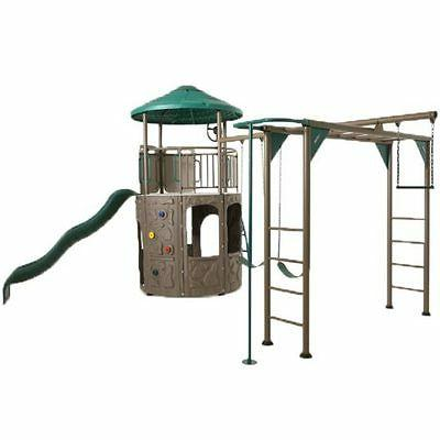Lifetime Tower Play Tone Swings