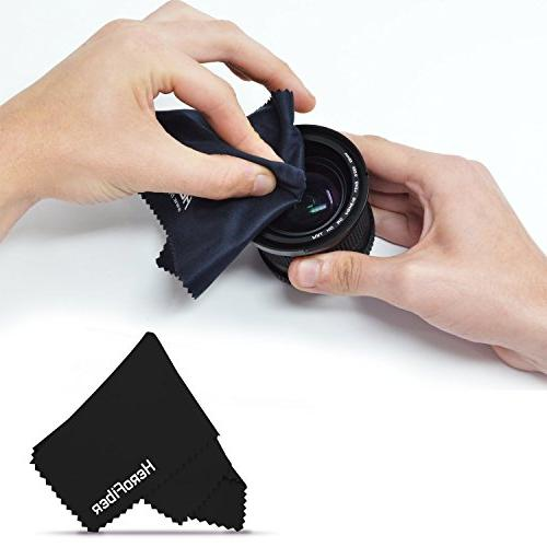 Deluxe Camera Accessories for Pentax, Digital DSLR - Deluxe 60' inch Memory Holder, Cleaning Kit More