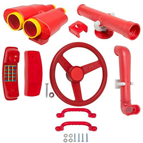 deluxe kit red park accessory