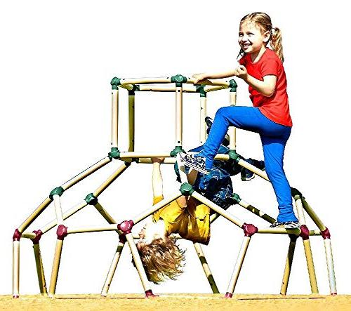 Lil' Monkey - Gym Equipment, Climbing Structures Kids Outside Toys, Monkey 3-6