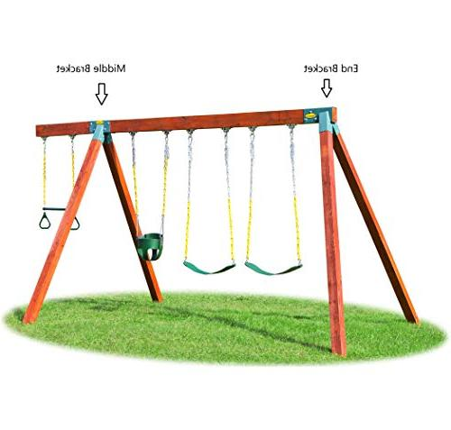 Eastern Jungle Gym 1-2-3 Swing for Ez, Simple - Parts