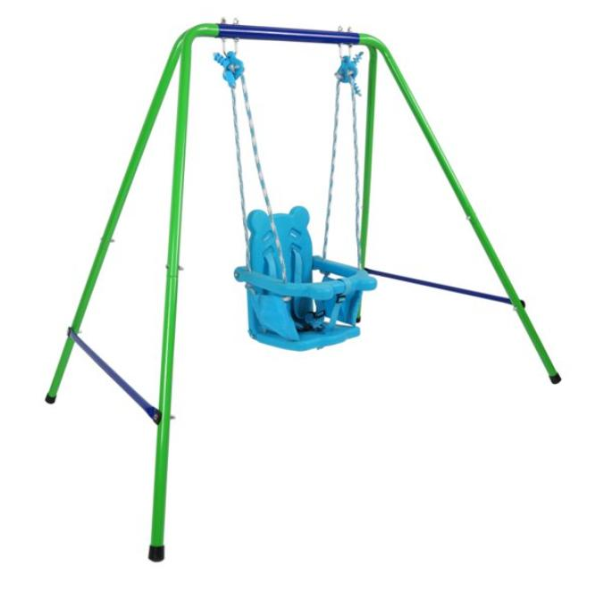 Great Outdoor Toddler Swing Playground